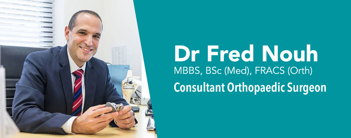 Dr Fred Nouh